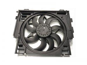 17428509741 Automobilių radiatorių elektriniai aušinimo ventiliatoriai