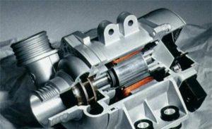 BMW elektroninis vandens siurblys turi tiek daug privalumų ir gali sutaupyti degalų